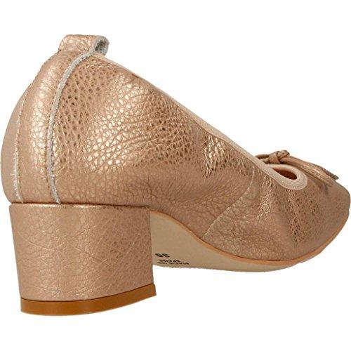 Color para Mujer Bailarina Metálico Metálico Bailarina Marca para Metálico Mikaela Mujer Mikaela Zapatos Zapatos 17018 Modelo gvtqHw