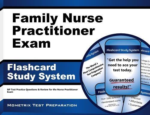 Gerontological Nurse Practitioner Exam Flashcard Study System: NP Test Practice Questions & Review for the Nurse Practitioner Exam (Cards) by NP Exam Secrets Test Prep Team (2013-02-14)