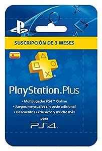 Sony - PSN Plus Tarjeta 90 Días - Reedición (Playstation 4 ...