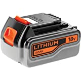 BLACK+DECKER BL4018-XE 18V 4.0Ah Lithium-Ion Battery