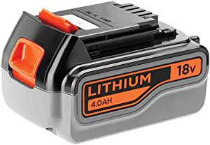 BLACK+DECKER BL4018-XE 18V 4.0Ah Lithium-Ion Battery