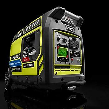 Amazon.com: Generador inversor digital de gasolina ...
