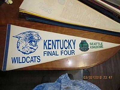 1984 Kentucky NCAA Basketball Pennant final four championship