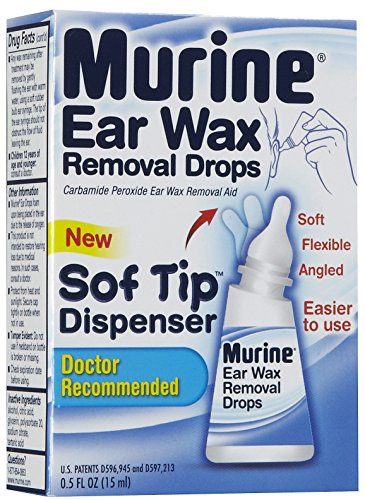 Murine Ear Wax Removal System, 0.5 Oz (Ear Wax Removal System)