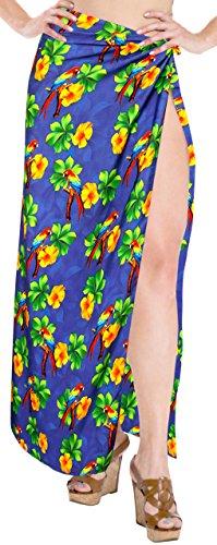 crociera bikini delle le più coprire b718 da beachwear costume donne il LA bagno tra Blu sarong LEELA spiaggia isole involucro wXq5nx4