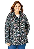 Product review for Woman Within Women's Plus Size Packable Puffer Jacket