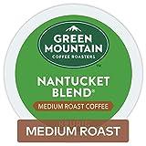 Green Mountain Coffee Nantucket Blend Keurig Single-Serve Medium Roast Coffee K-Cup Pods, 32 Count