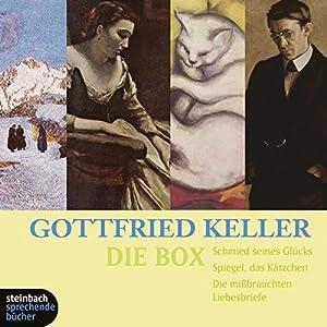 Gottfried Keller. Die Box Hörbuch