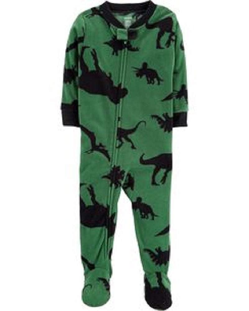 2fee2fba5 Amazon.com  Carter s One Piece Fleece PJS  Clothing