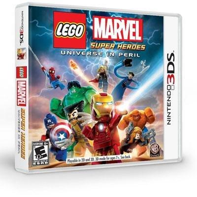 LEGO Marvel Super Heroes 3DS (3ds Lego Marvel Super Heroes)
