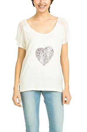 T Abbigliamento Shirt it S Amazon Desi Desigual Yf7x61qn6