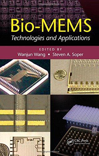 Bio Mems  Technologies And Applications