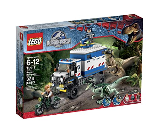 lego-jurassic-world-raptor-rampage-75917-building-kit