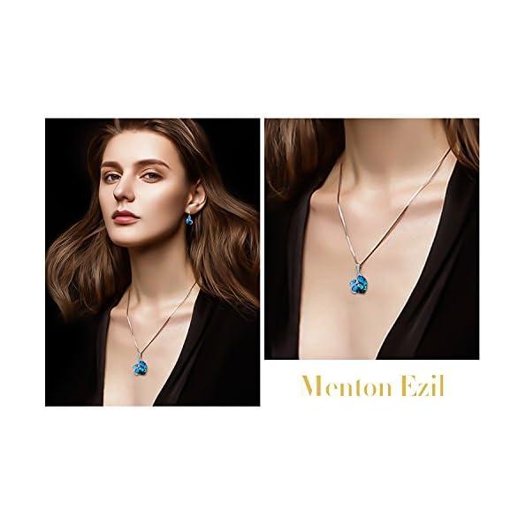 Menton-Ezil-Charming-Nobile-Swarovski-Jewelry-Sets-with-Sapphire-Blue-Necklace-18K-White-Gold-Bracelet-Earrings-for-Women