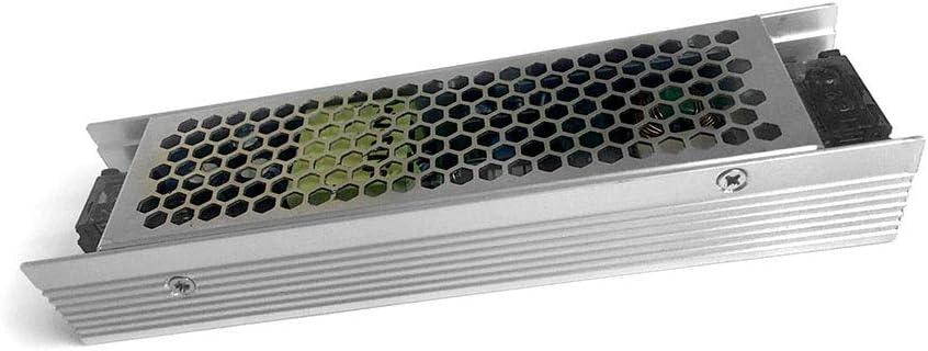 V-TAC VT-24120 Alimentatore SLIM in metallo 120W 24V 5A IP20 con morsetti a vite SKU 3262