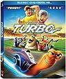 Turbo [Blu-ray] (Bilingual) [Import]