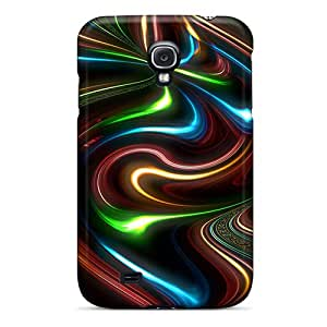 Fashion Case Cover For Galaxy S4(birds Of Emotions)