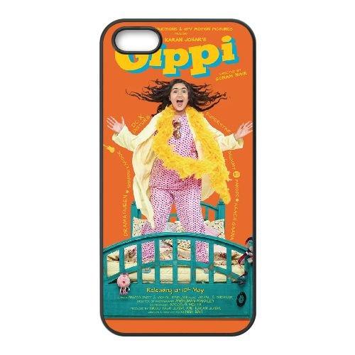 GiPpi Movies coque iPhone 5 5S cellulaire cas coque de téléphone cas téléphone cellulaire noir couvercle EOKXLLNCD23902