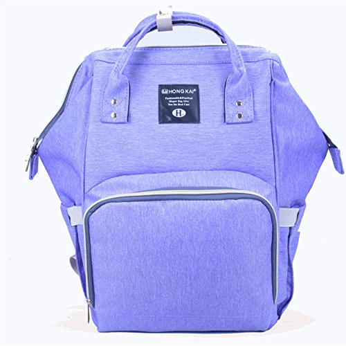 FUNXS Diaper Bag Multi-Function Waterproof Travel Backpack Nappy Bags for Baby Care, Large Capacity, Stylish and Durable Women