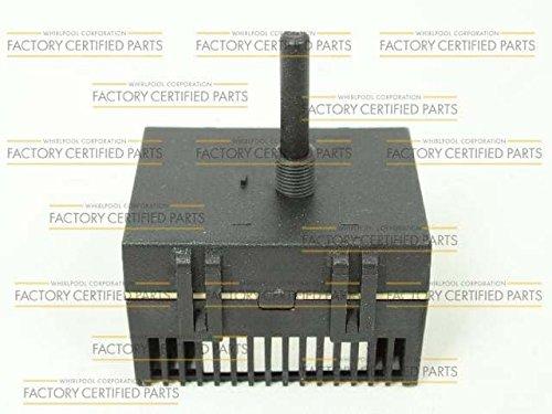 Jenn-Air W74009256 Cooktop Downdraft Vent Fan Knob Genuine Original Equipment Manufacturer (OEM) part for Jenn-Air