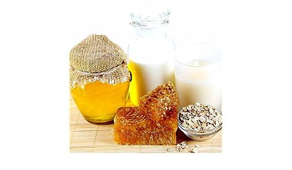Leche de harina de avena y miel Premium para hacer velas fragancia aceite, difusores, quemadores de aceite ...
