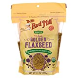 Bobs Red Mill Flaxseed Golden Organic, 13 oz