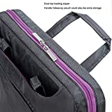 "10.1"" Laptop Briefcase Tablet Shoulder Bag for"