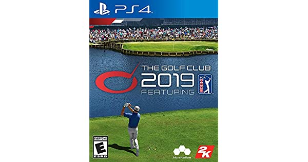 Amazon com: The Golf Club 2019 Featuring PGA Tour - PlayStation 4