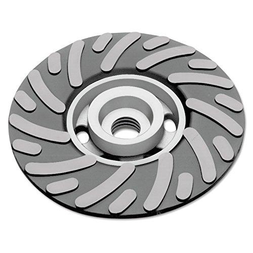 "Spiralcool R425 Backing Pad, 11,000 RPM, 4 1/2"" x"