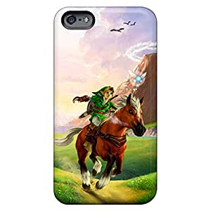 iphone 4 /4s Hot Style phone covers series Hybrid legend of zelda