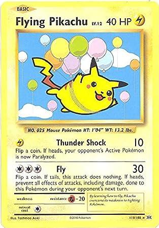 Surfing Pikachu 111/108 Evolutions Rare Secret Non-Holo Mint Pokemon Card Verzamelingen