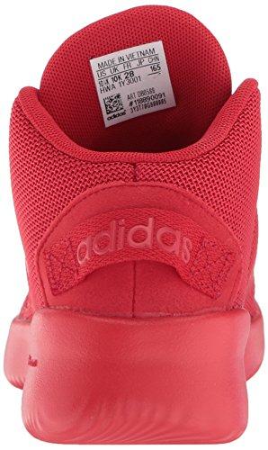 Scarlet Fille Refresh Tige adidasCF Mid Scarlet Scarlet adidas Enfants Garçon K Refresh K CF Mid Mi PqHwxOwFX