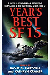 Year's Best SF 15 (Year's Best Science Fiction) Kindle Edition