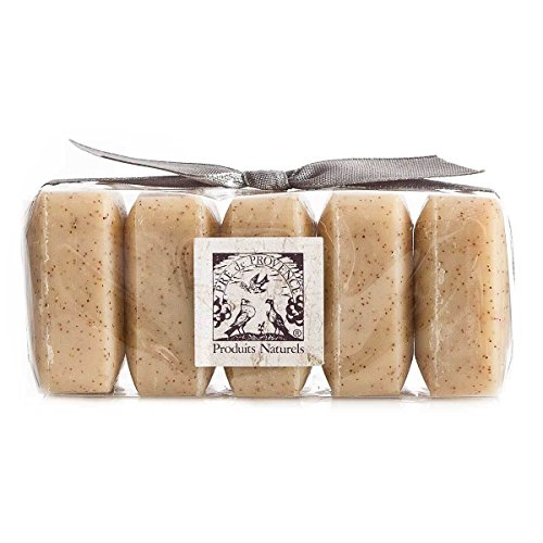 Pre De Provence Luxury Guest Gift Soap (Set of 5) - Honey Almond