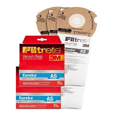 Filtrete Eureka AS Bags 6-Pack