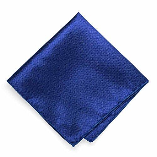 Herringbone Silk Pocket Square - 5