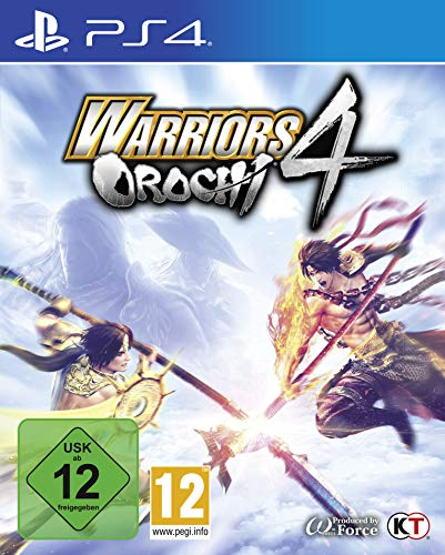 Warriors Orochi 4 (PlayStation PS4)
