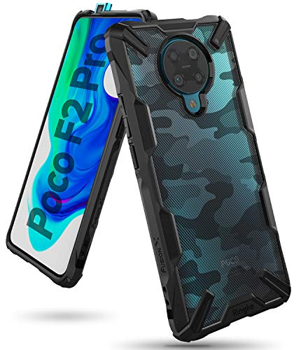 Funda Xiaomi Redmi K30 Pro Xiaomi Poco F2 Pro Ringke Fusion