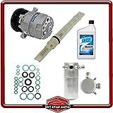 Pontiac 6000 A/C Compressors & Components - Universal Air Conditioner KT 2974 A/C Compressor and Component Kit