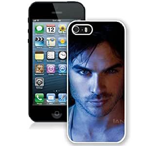 Grace Protective Iphone 5 5S Design with Sherlock Starry Fall Iphone 5 5S Generation Case in Black