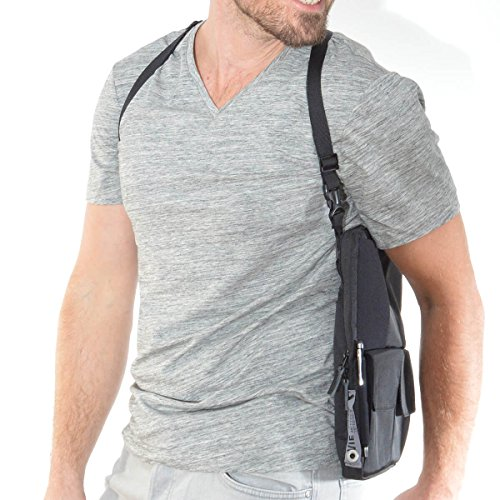 Urban Tool tabletHarness 3-in-1 Tablet Bag 12″, Harness, Black