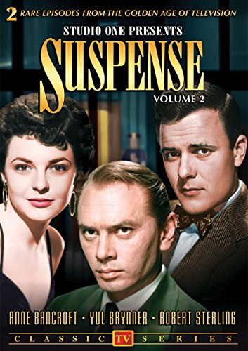 Studio One Presents Suspense, Volume 2 (The Man Who Had Influence/Flowers From a Stranger)