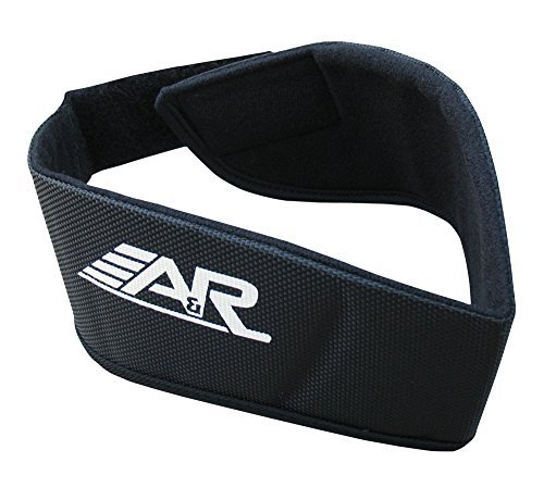A&R Sports Hockey Neck Guard by A&R Sports (A&r Hockey Neck Guard)
