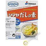 SHIMAYA - Poudre dashi SHIMAYA 100g Japon - JCC2008