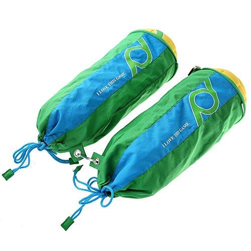 Docooler Folding Football Soccer Shape Shoes Storage Bag Sports Bag by Docooler (Image #4)