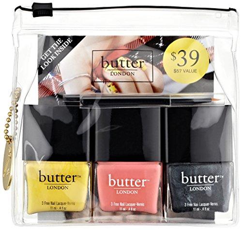 butter LONDON Get the Look Kit, Punk Rock Plaid