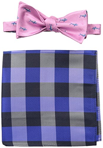 Tommy Hilfiger Gingham Self Tie Pocket