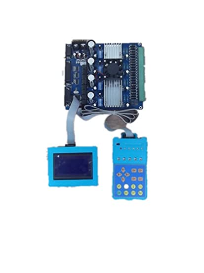 SMO CNC 4 Axis Router TB6560 Stepper Driver Board+ LCD Display +