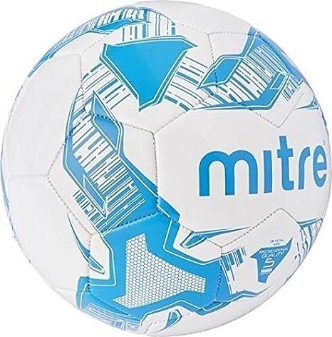 Mitre Balon ligero fútbol cosido a máquina resistente a todo tipo ...