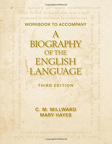 Biography Of English Language Wkbk